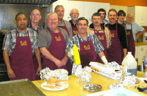 KOFC 4949 Pancake Breakfast team 2012